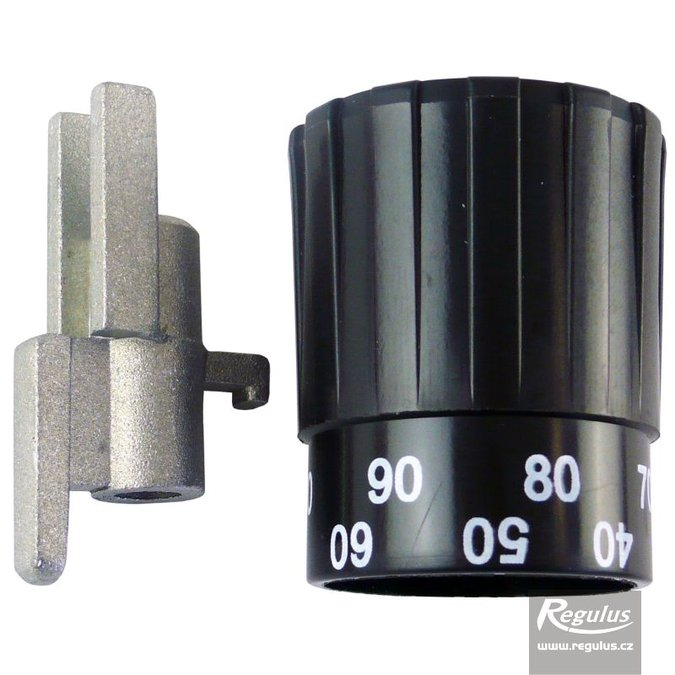 Photo: Knob and Piston Kit for Draft Regulator