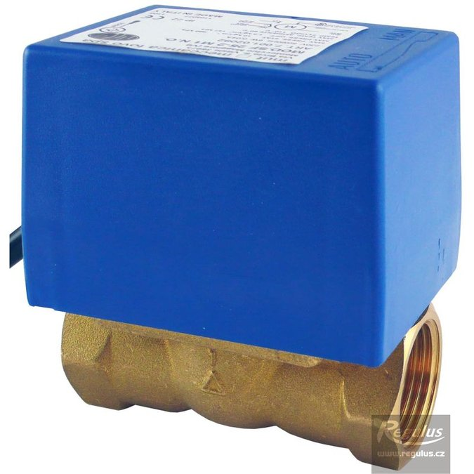 Photo: SF25-2 M1 NO Two-way Zone Valve