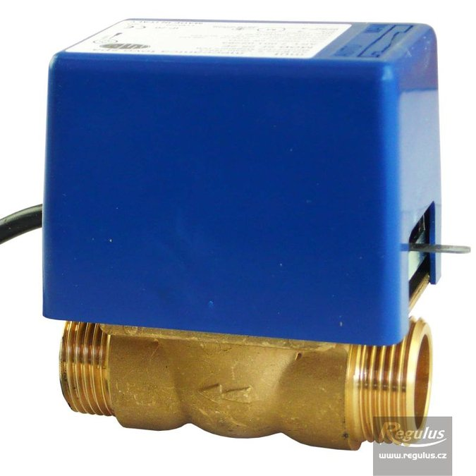 Photo: SF25-2E Two-way Zone Valve