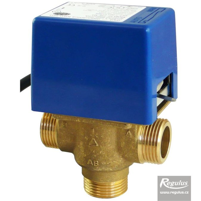 Photo: SF25-E M1 Three-way Zone Valve