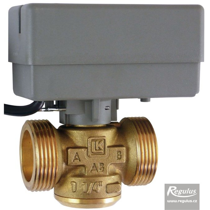 "Photo: LK525 G 5/4"" Two-way Zone Valve (NO)"