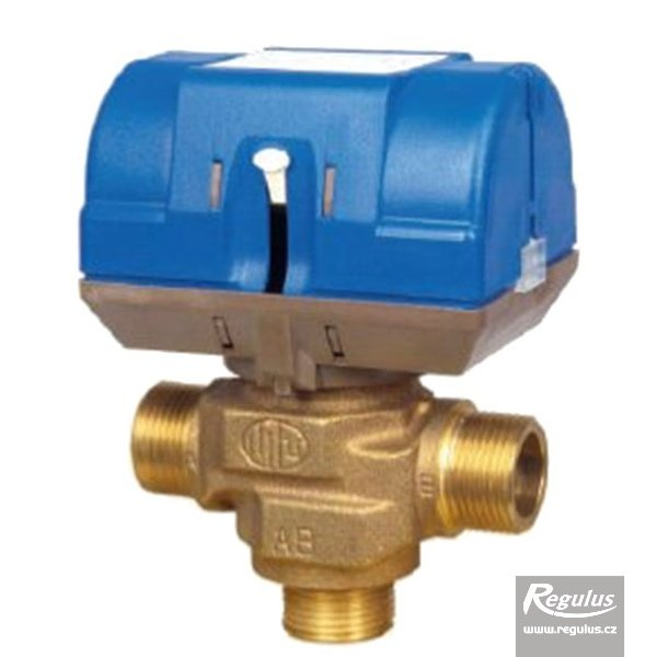 "Photo: VMR 25-E 3-way valve, 1"" M, SPDT"