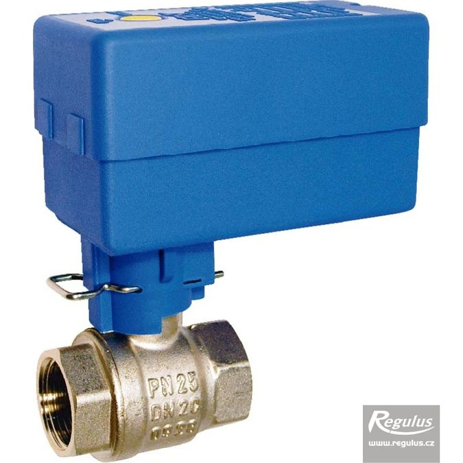 Photo: VZK 215-230-1P Two-Way Zone Valve
