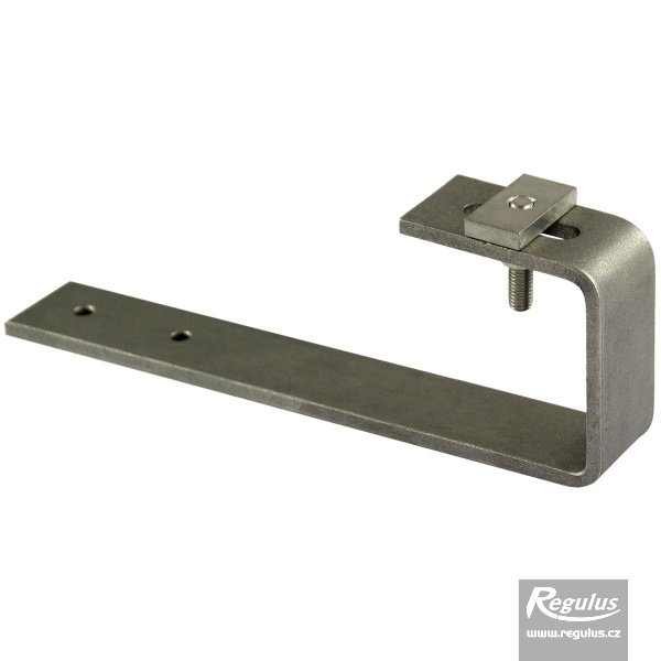 Photo: Anchor for slate tiles - stainless steel