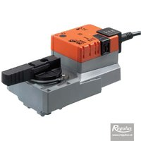 Picture: 230VAC Actuator for R3xx Valves, 20 Nm