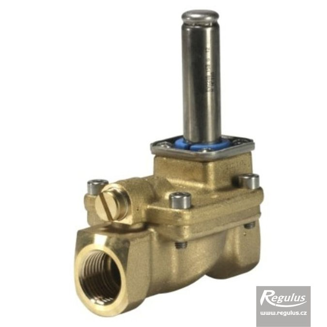 "Photo: EV220B Valve Housing, G 1/2"" F/F, 16 bar"