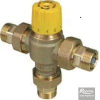 "Picture: Wmix-K S20 ZV Anti-Scald Valve, 3/4"" M"