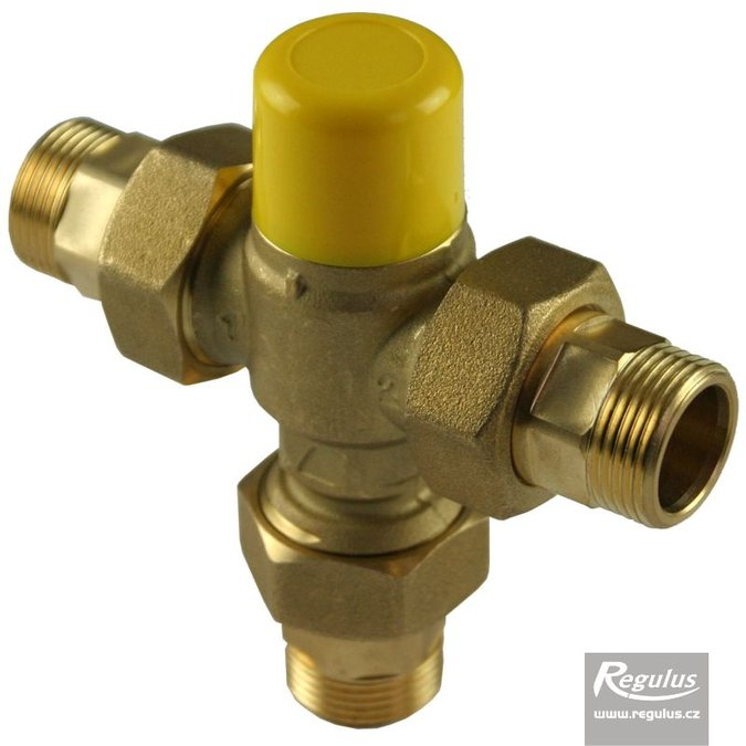 "Photo: Wmix-I S25 ZV Anti-Scald Valve, 1"" M"
