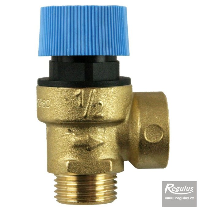 "Photo: Safety Valve, G 1/2"" M/F"