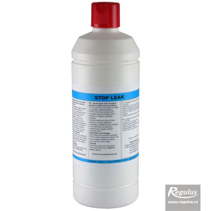 Photo: STOP LEAK Sealing Agent for heating systems