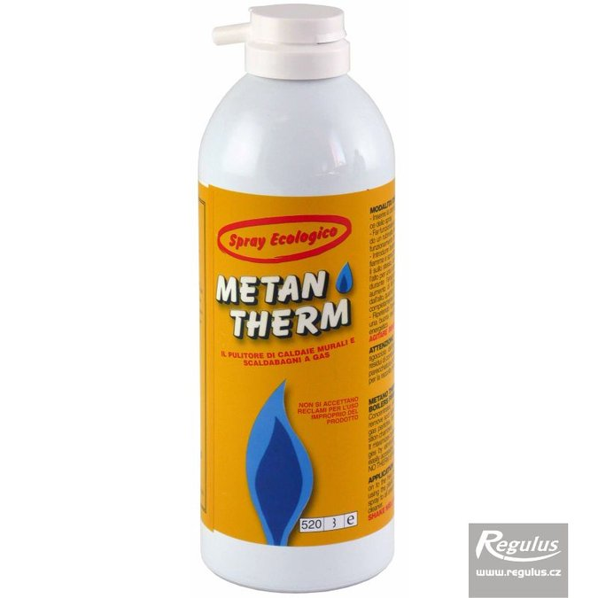 Photo: Metano Therm spray