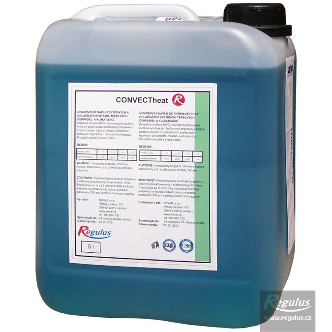 Photo: CONVECT heat R, 5 l container
