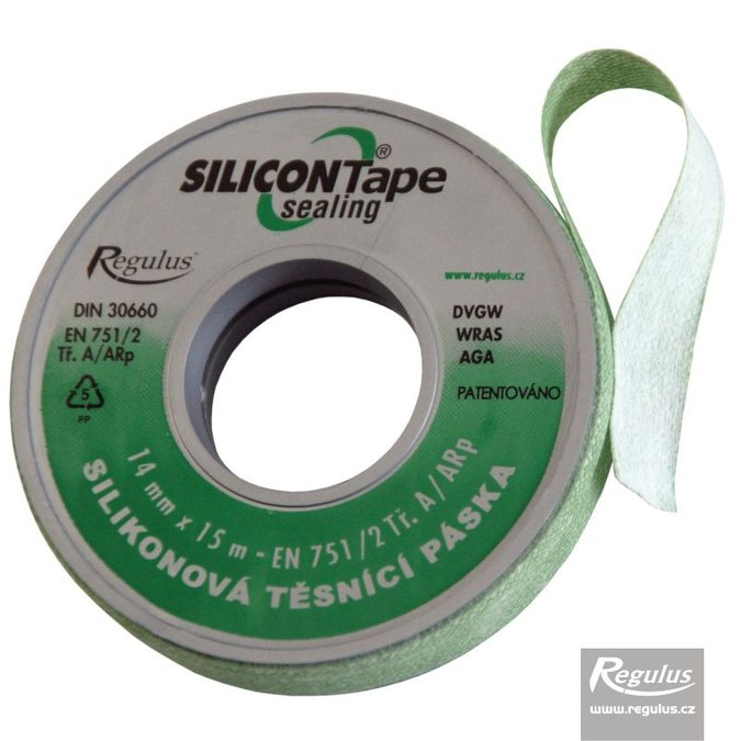 Photo: Silicone Sealing Tape, 15 m