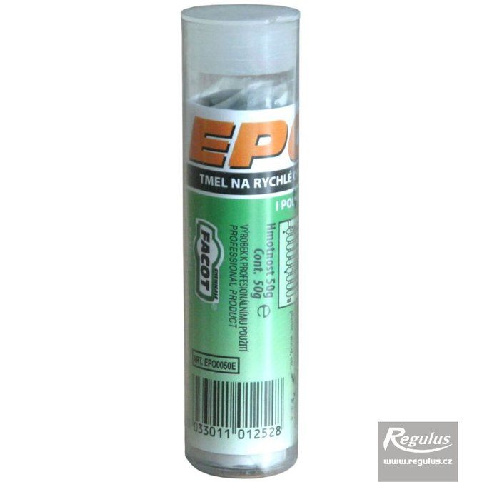 Photo: EPOSTIX Two-Part Epoxy Putty