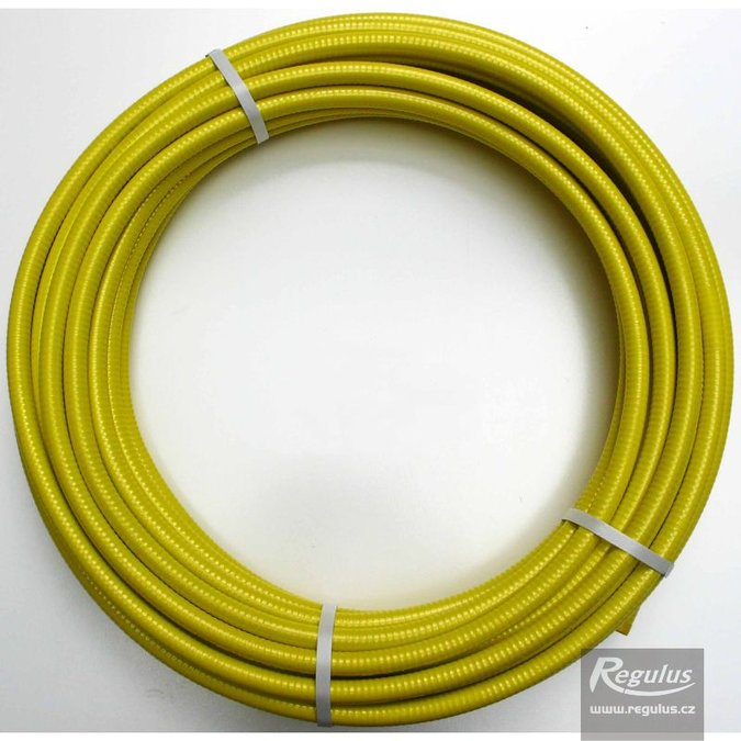 "Photo: Sicurflex 3/4"" Pipe, DN15, sold by the meter"
