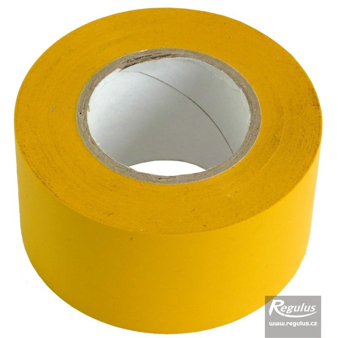 Photo: Yellow Duct Tape – for gas pipes – 15 m