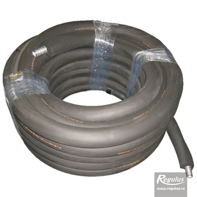 Photo: Kombiflex DN20 pipe in 19mm insulation, 30m