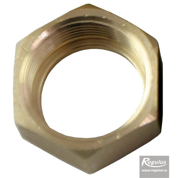 "Photo: 1"" nut for DN 20 SOLARFLEX A pipes"