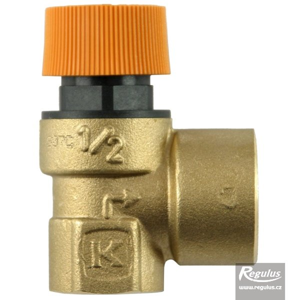 Photo: SOL Safety valve, 6bar