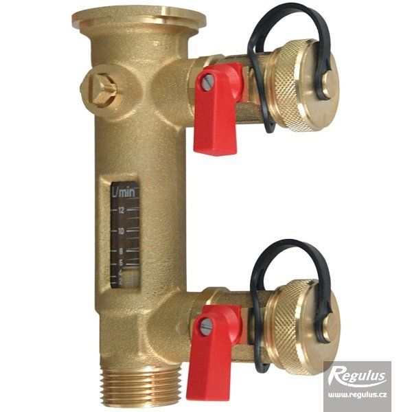 Photo: Flow Regulator, 2-12 l/min