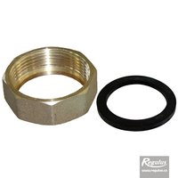 Picture: Union Nut with gasket, G 6/4""