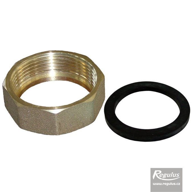 Photo: Union Nut with gasket, G 6/4""