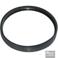 Picture: 60 mm Gasket, 2 lips, for extensions incl. flexible PP
