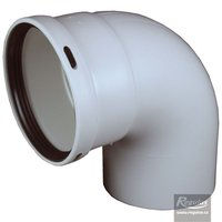Picture: 60 mm 90° Elbow, PP