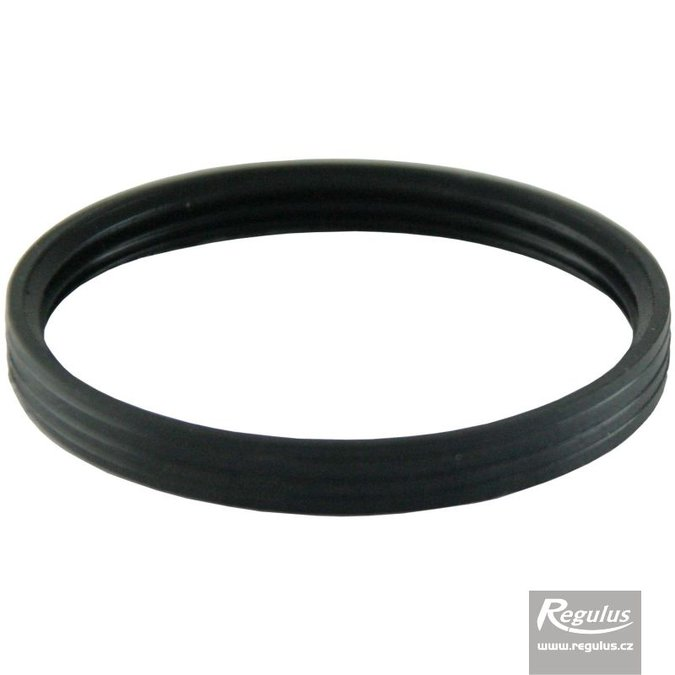Photo: 60 mm Gasket, 3 lips, for PP