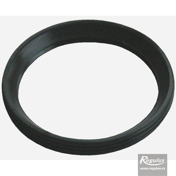 Photo: 80 mm Gasket, 3 lips, for extensions incl. flexible PP