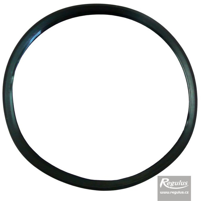 Photo: 125 mm Gasket, 2 lips, EPDM