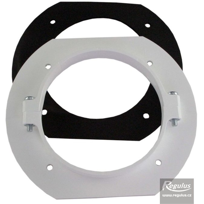 Photo: 100 mm Boiler Flange, upgraded, separate, Nylon