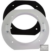 Picture: 100 mm Boiler Flange, upgraded, separate, Nylon