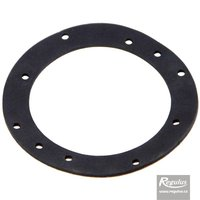 Picture: 100 mm Gasket, flat, for upgraded flange