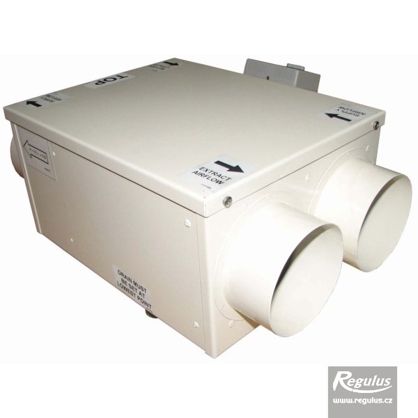 Photo: HR 100R - Residential Heat Recovery Ventilation Unit