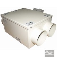Picture: HR 100R - Residential Heat Recovery Ventilation Unit