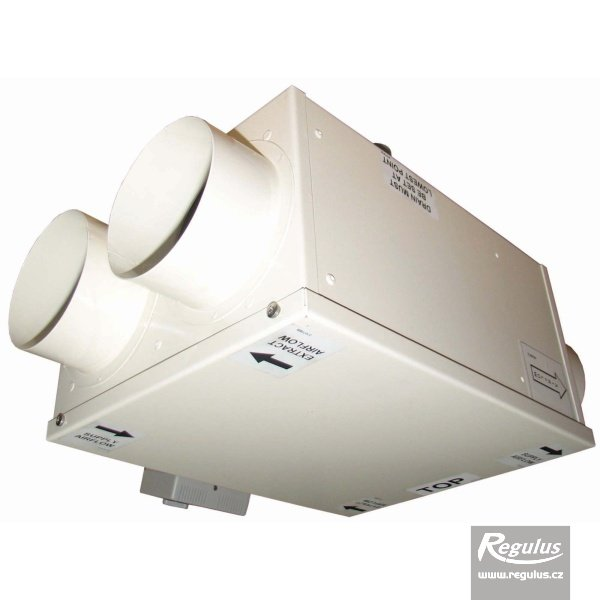 Photo: HR 100RS - Residential Heat Recovery Ventilation Unit