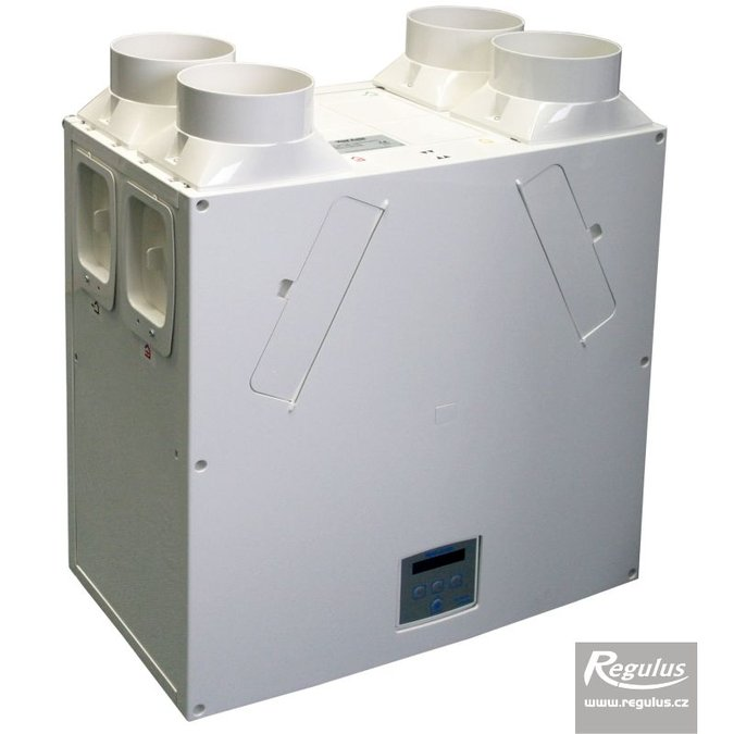 Photo: Sentinel Kinetic B Residential Heat Recovery Ventilation Unit