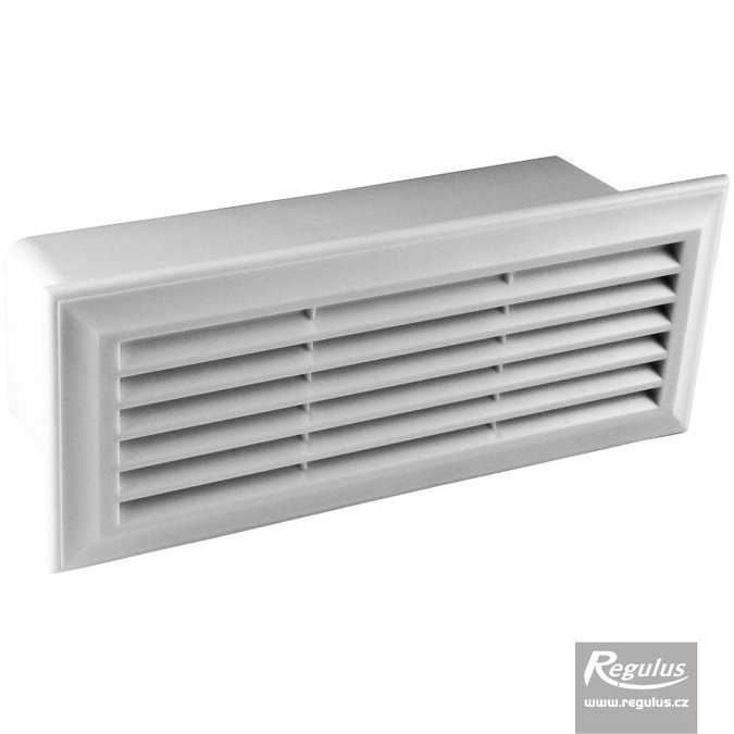 Photo: Horizontal ventilation grille, 60x200mm