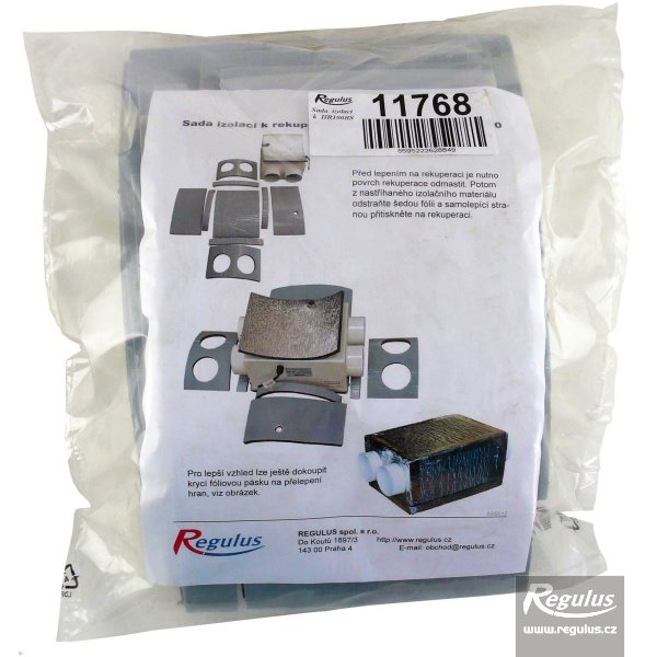 Photo: Insulation kit for HR100RS Heat Recovery Unit