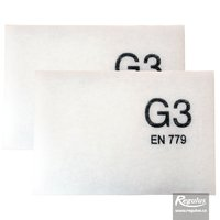 Picture: Spare G3  filters for Sentinel Kinetic