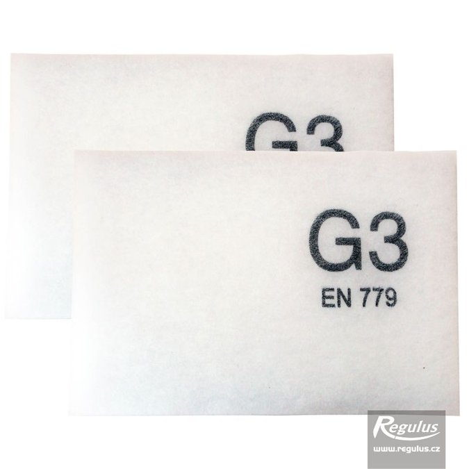 Photo: Spare G3 filters for Sentinel Kinetic Plus