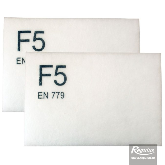 Photo: Spare F5 filter textile for Sentinel Kinetic B Plus