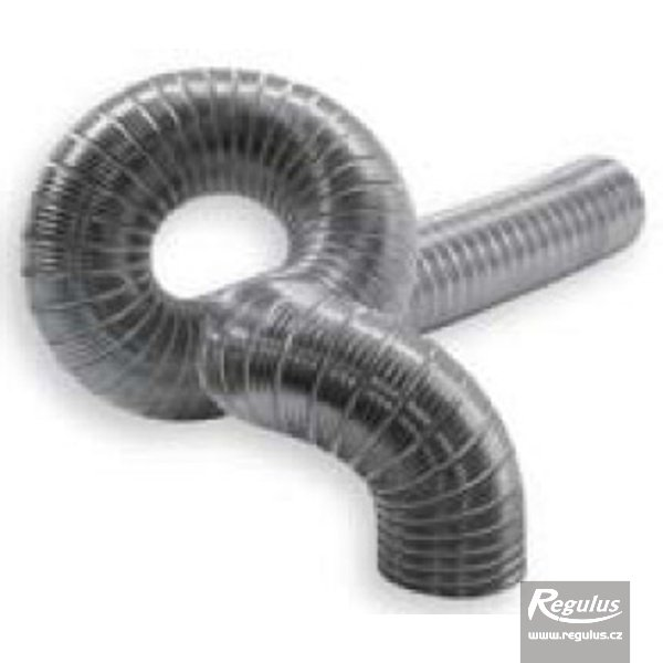 Photo: Single Layer Aluminium Flexible Air Duct