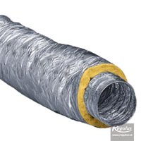 Picture: Insulated Flexible Aluminium Air Duct