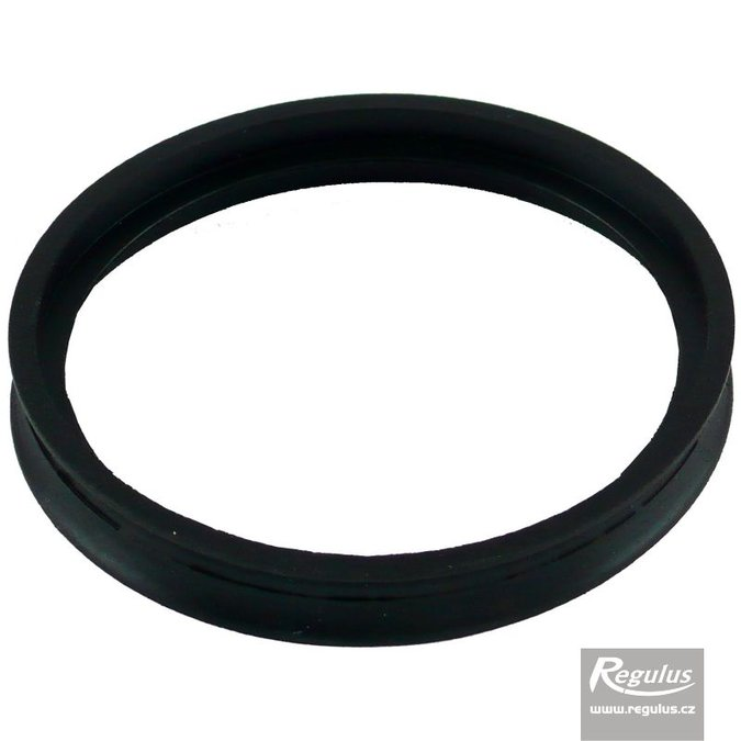 Photo: 80 mm Gasket, 1 lip, for PP
