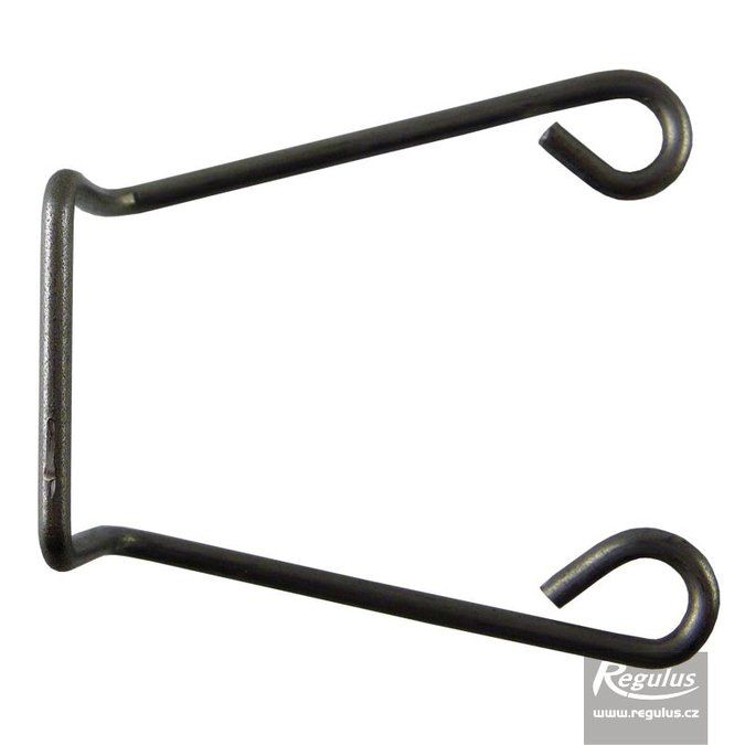 "Photo: Capillary Retaining Spring, large, 3/4"", stainless steel"