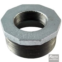 "Picture: Reducing Adapter, 2 1/2"" M x 6/4"" F"