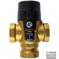 "Picture: TVmix Anti-Scald Valve, G 3/4"" F"