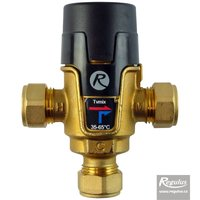 Picture: TVmix Anti-Scald Valve, Cu22